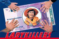 Ladykillers 2018, Theater im Kopf-Bahnhof, Coverbild