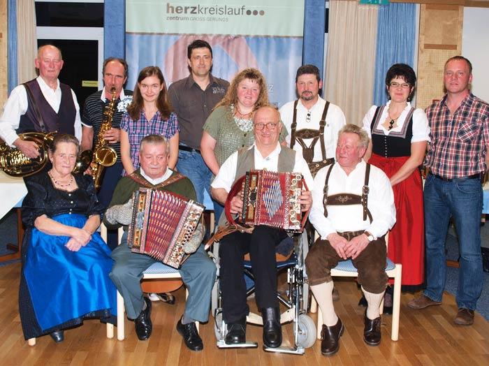Heimatabend 18.2.2012, Foto Herz-Kreislauf-Zentrum Groß Gerungs
